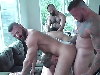 SYLVERMANN 016 group sex (gay) gay bareback (gay) hd videos