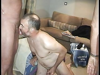 Sex party 2015 Mostly me getting done bear (gay) blowjob (gay) group sex (gay)