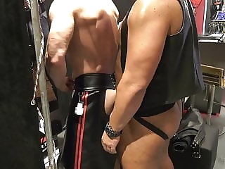 German Sex In Public 002 big cock (gay) daddy (gay) hunk (gay)