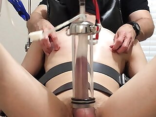 College Boy Gets Milked twink amateur asian