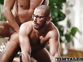 TT - Gaucho fucks Saverio bareback big cock daddy