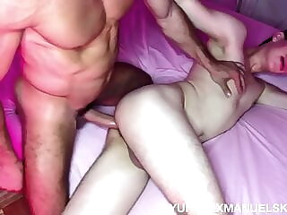 Manuel Skye - Under The Neon Lights twink bareback big cock