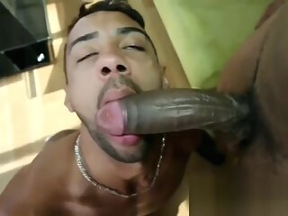 Destroy that latino ass gay bareback gay black gay cumshot