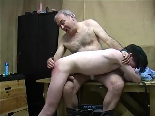 twink punished and fucked by two old men 33:09 2019-07-11