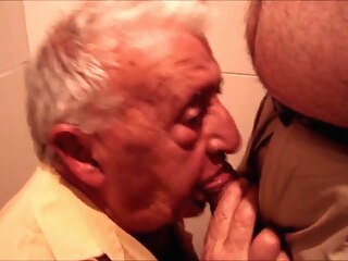 Not Grandpa gay suck and swallow 10:55 2016-08-17