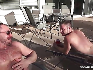 Marc Giacomo Great fucker bear (gay) big cock (gay) blowjob (gay)