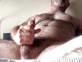 Bear cumming amateur bear daddy