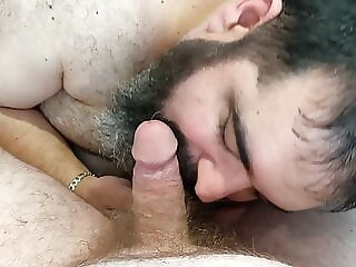 My married friend needs another blowjob amateur bear big cock